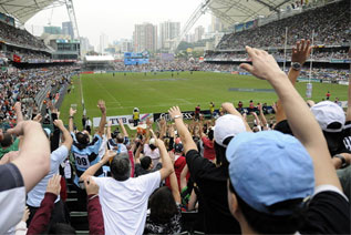Top 5 Live Sporting Events in China