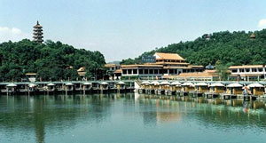 Shenzhen's Xili Lake Resort Reopens