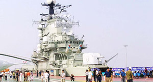 The Highs and Lows of Binhai Aircraft Carrier Theme Park