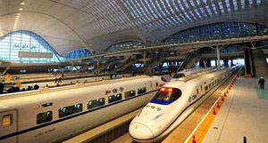 New Ultra High-Speed Railway From Wuhan to Guangzhou