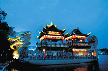 Hangzhou's Three most Beautiful Night Cruises