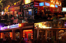 Exploring Zhuhai's Nightlife: Harbor Bar Street