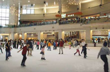 Shenzhen's Top Indoor Ice Skating Rinks