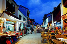 Where West Meets East: West Yangshuo Street