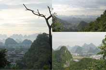 Guilin's Best Unknown Views: Old Man Hill and His Neighbor