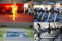 The Yin and Yang of Fitness: Shaping Up in Xi'an