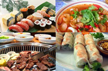 Satisfying your Foreign Food Craving in Nanning