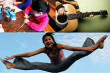 Sports, Dance, Music and Art: Extraordinary Extracurriculars for Expat Kids
