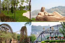 A Great Place for a Bike Ride in Lanzhou: The Yellow River Scenery Trail