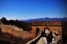 Take a Walk on the Wild Side: Jinshanling to Simatai Great Wall Trek