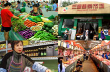 No Supermarkets! Great Food Markets in Chaoyang District