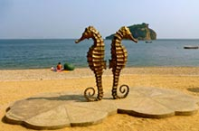 4 More Reasons to Become a Beach Bum: Dalian's Popular Beaches