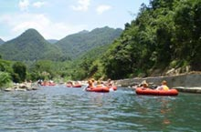 Whatever Floats Your Boat: Fuzhou's Top Rafting Spots
