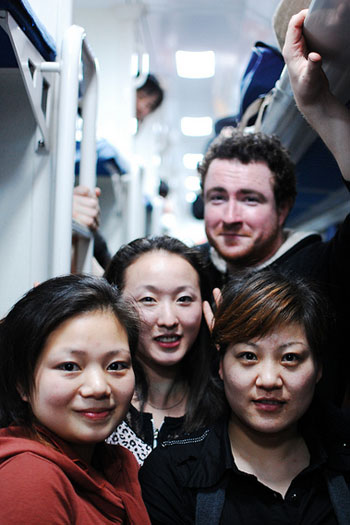 Becoming a true China expat