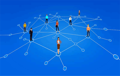 expand your network in China Image