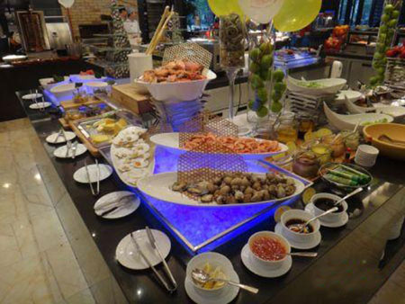 The Ultimate Indulgence in Wuhan: Westin's Bubbalicious Sunday Brunch