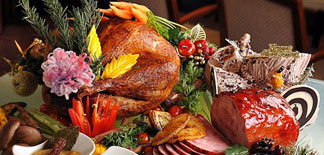 Holiday Feasting: 2012 Christmas Dinners at Guangzhou's Top Hotels