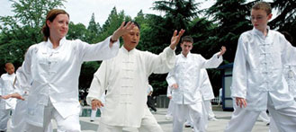 Monkey Style! Where to Learn Martial Arts in Chengdu