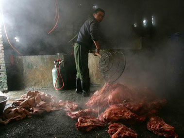 Food Safety in China: From the Field to Your Dinner Plate
