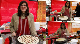 London Girl Figures Out How to Make Jianbing, Crispy Layer and All