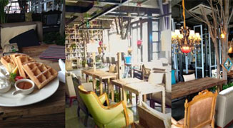 Five Xi'an Coffee Shops  to Sort out Your Caffeine Fixes