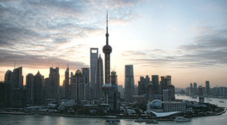 All Along the East Bank: Exploring Shanghai's Pudong District