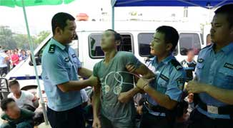 Police Arrest 23 for Inappropriately Touching Women During Songkran Celebrations in Yunnan