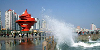 Qingdao Bay: Beyond the Beaches
