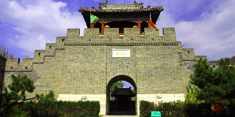Away from Tianjin: Huangyaguan Great Wall