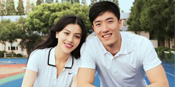 Track and Field Star Liu Xiang Announces Divorce