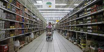 Auchan Supermarkets in Russia to Replace Turkish Imports with Chinese