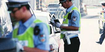 Japanese Man Fined in Hubei for Driving Without a Chinese Drivers' License