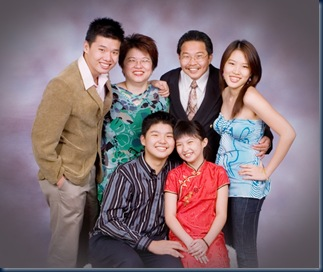 Foreigner Vs Chinese Tradition: Relationship Roles in a Chinese Family