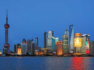 The 9 Most Developed Mega Cities in China