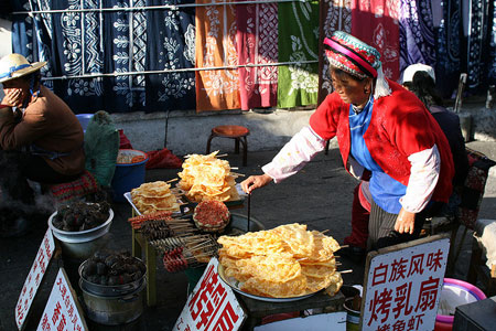 I'm Sure It'll be Fine: Street Food and Food Safety Standards in China