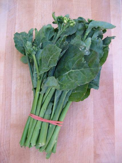 Chinese Broccoli (Gai Lan 芥蓝)
