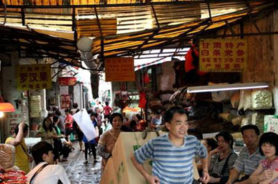 Old School Shopping—An Introduction to Guangzhou's Markets