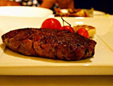Serving More than Just Meat: Hangzhou's CRU Steak House