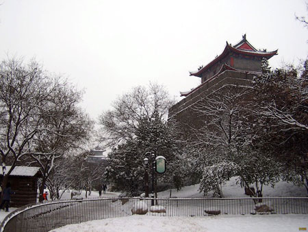 Winter Blues: A Guide to Surviving a Xi'an Winter