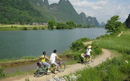 Go At Your Own Pace: Biking Around Guilin and Yangshuo