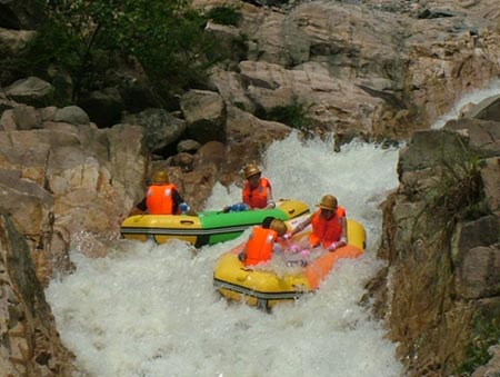 Feel the Rush: Ningbo's Top 4 Water Rafting Hotspots